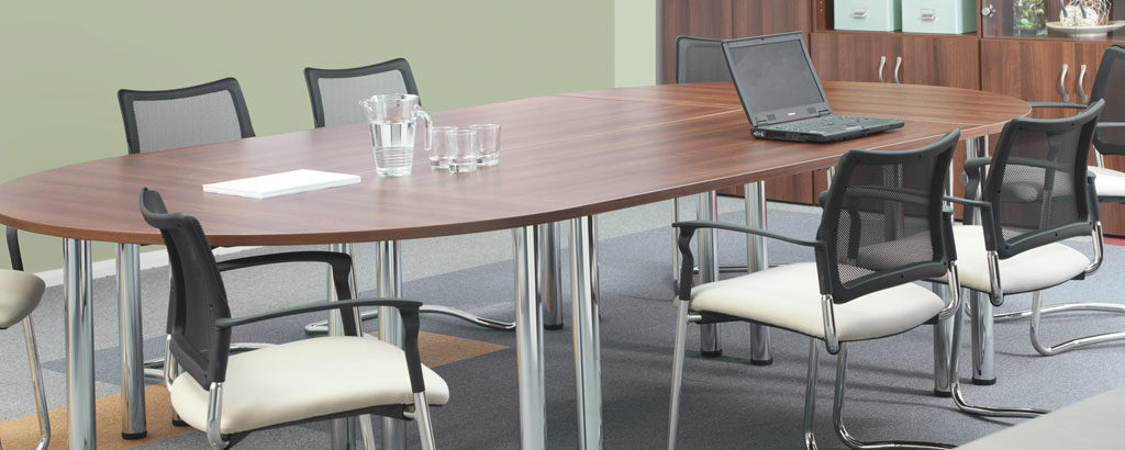 Breakout meeting desks